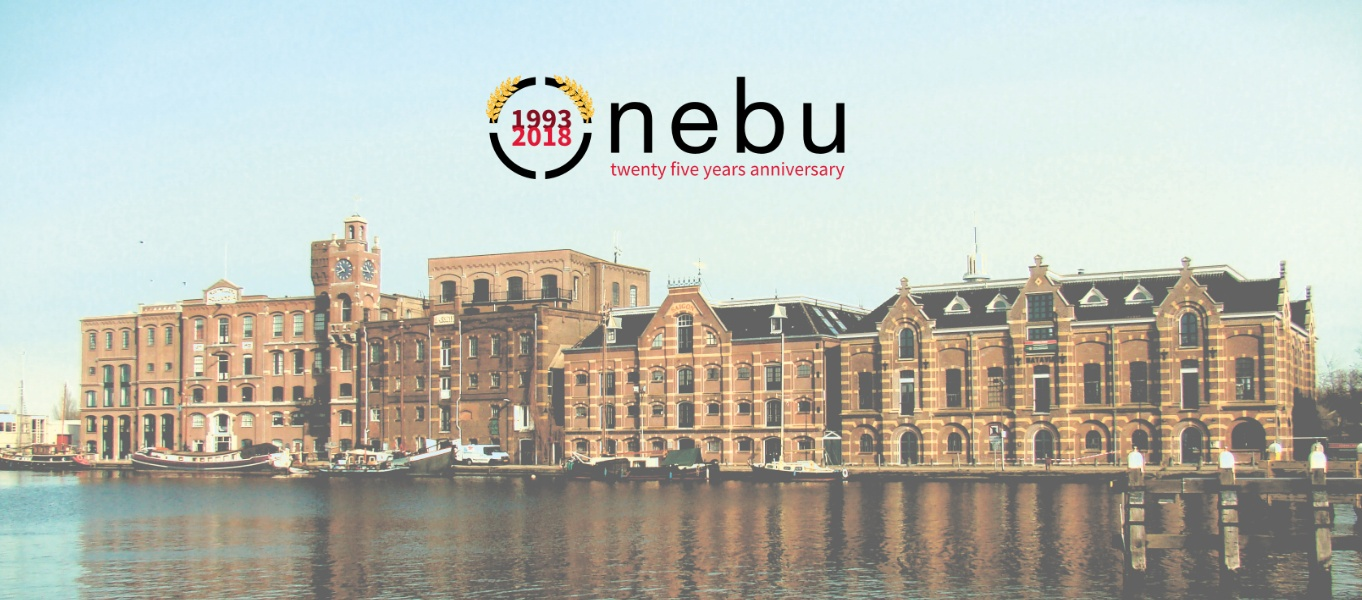 In 2018 Nebu is turning 25!