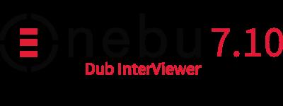 Dub InterViewer 7.10