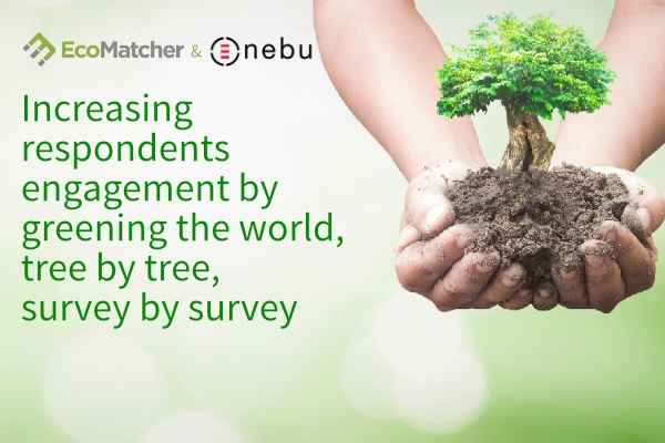 Increasing respondents' engagement with EcoMatcher