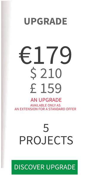 Click to learn more about the Upgrade offer