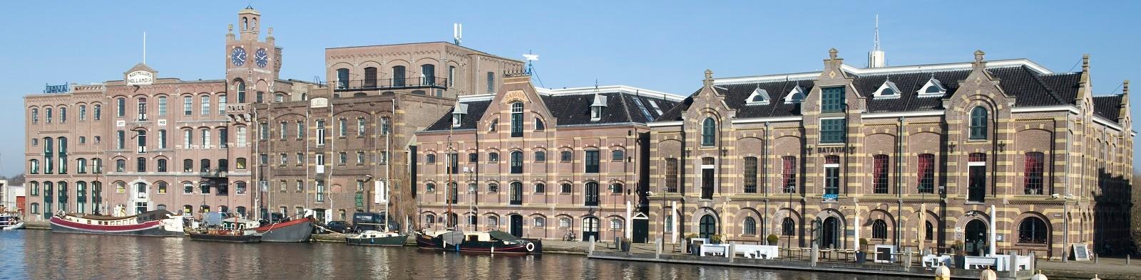 Nebu office in Wormer in Netherlands