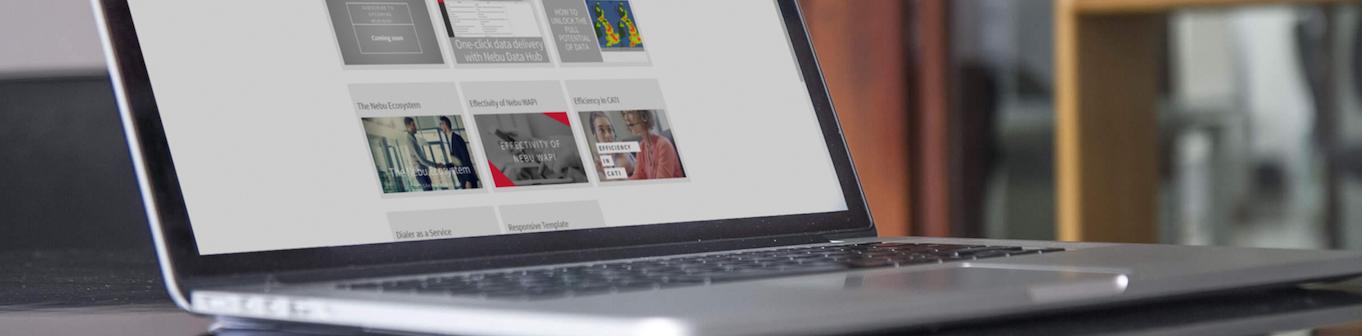 Nebu Webinars focusing on market research