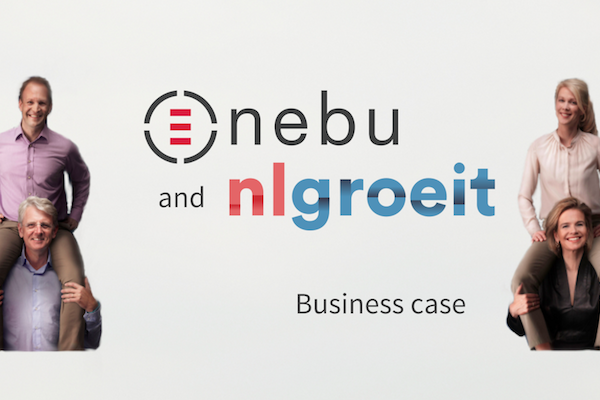 Learn more about our later project for NL Groeit