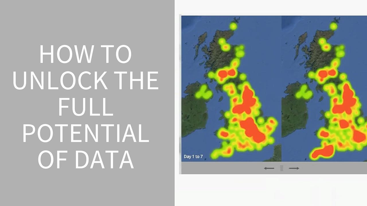 unlock the full potential of data