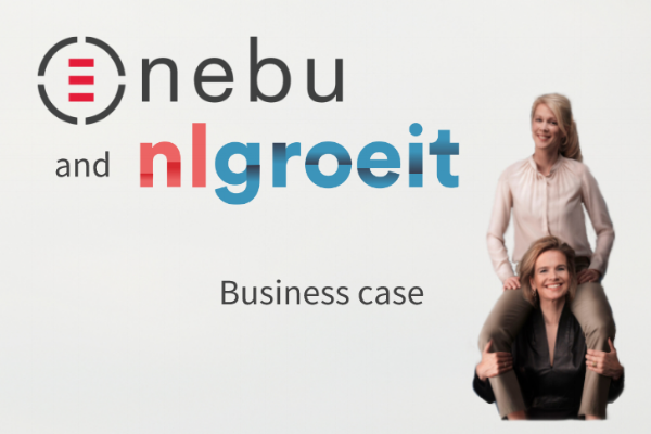 Nebu & NL Groeit Business case