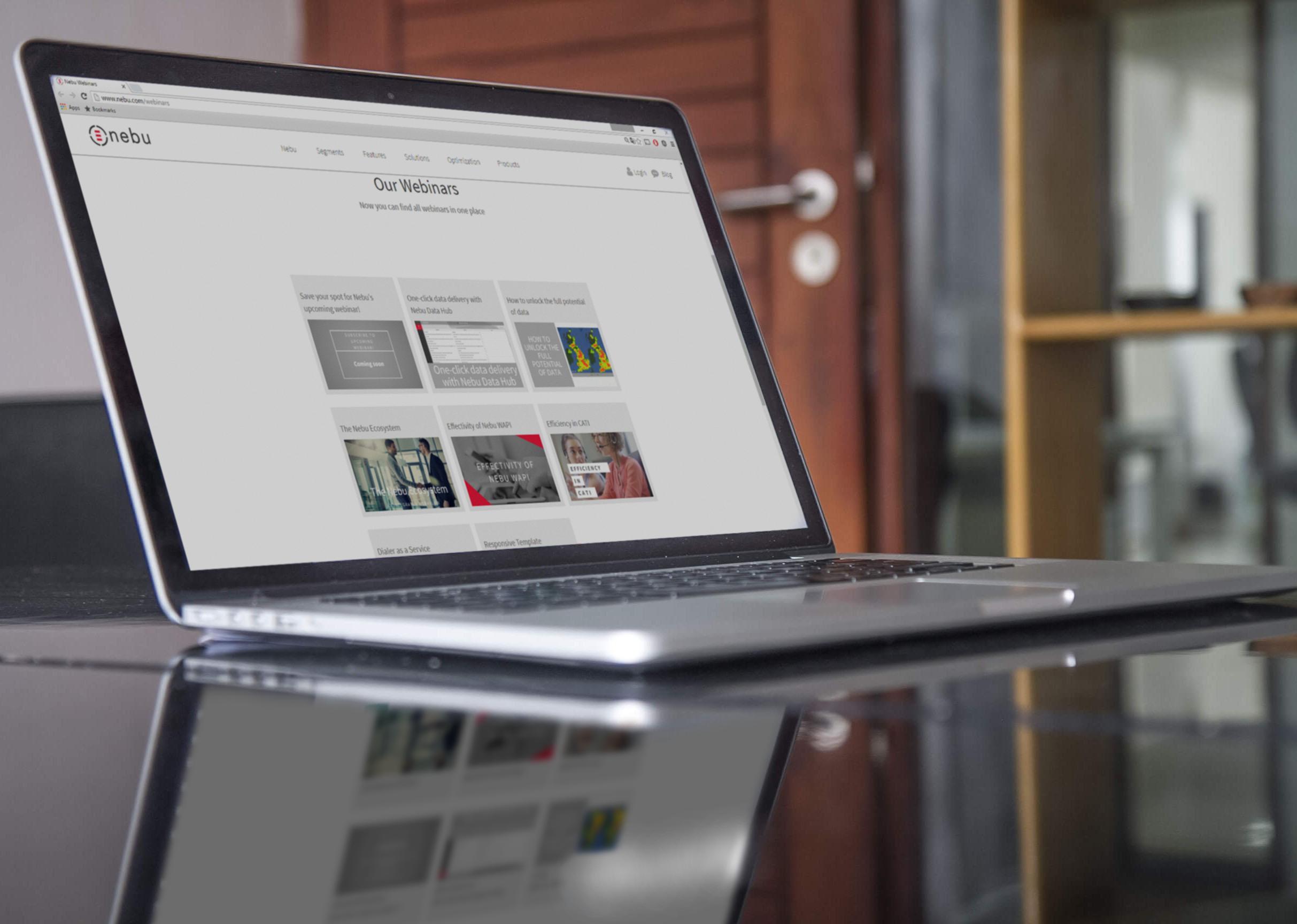Nebu Webinar