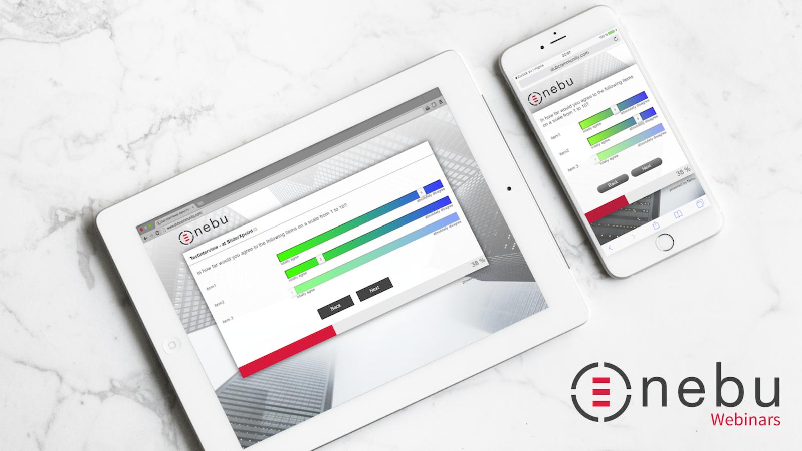 Webinar focuses on how to create award-winning surveys