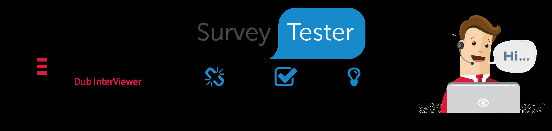Key benefits of using SurveyTester