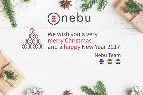 Season's greetings from Nebu