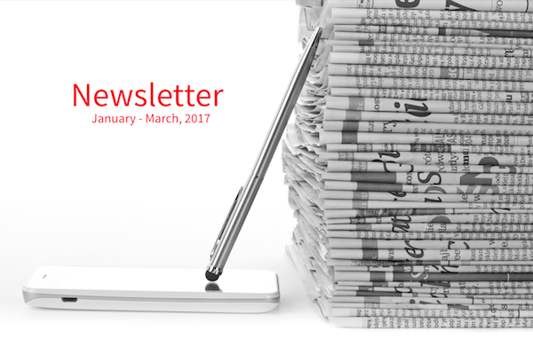 Nebu News Q1, 2017