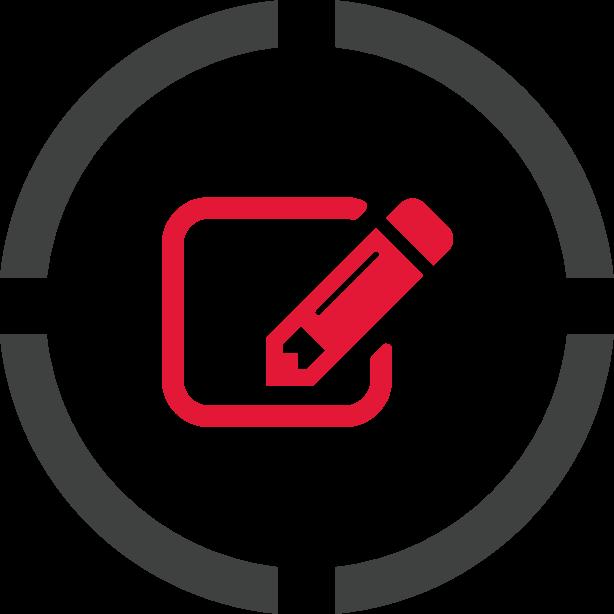 Client specific portal
