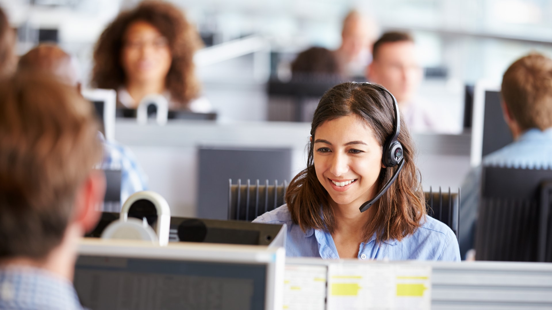 Read more about how you can benefit using our data collection and dialing solutions