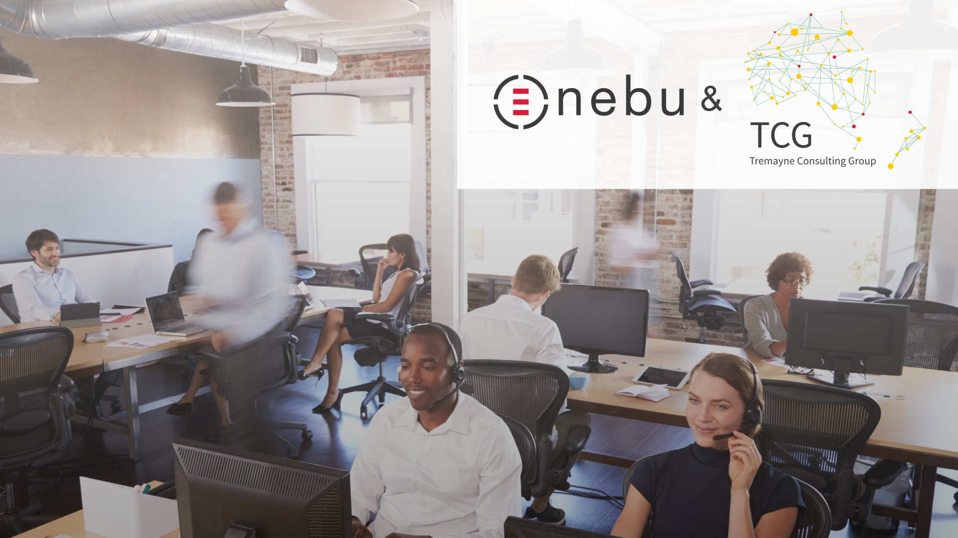 Discover how Nebu and TCG will help you to take your marketing research to a new level