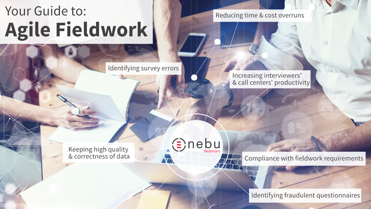 Learn how to optimize insight into your survey processes