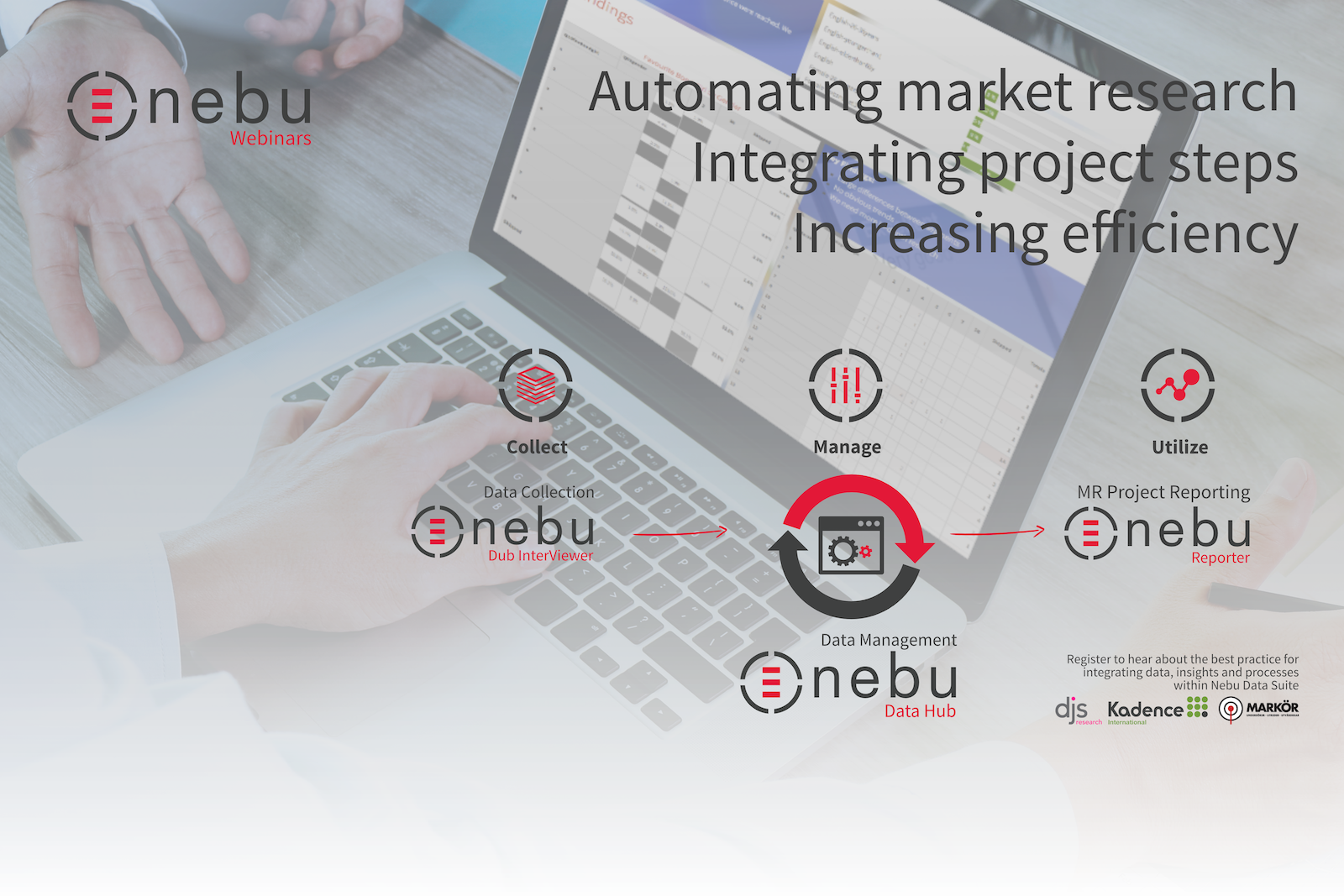 Unlock the full potential of data with Nebu tools