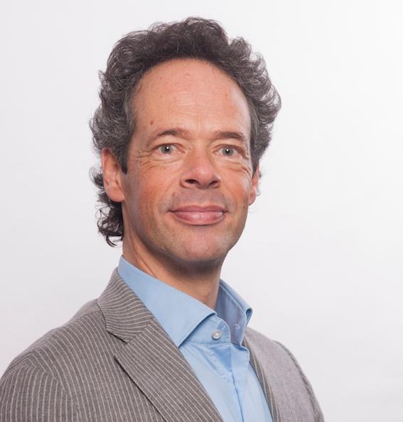 Eric van Velzen, CEO