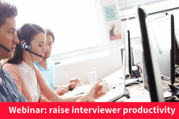 Discover how Nebu Dub InterViewer can help you to increase interviewers productivity