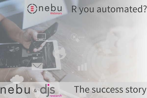 Discover the case study of how Nebu created an automated, omni channel process for DJS
