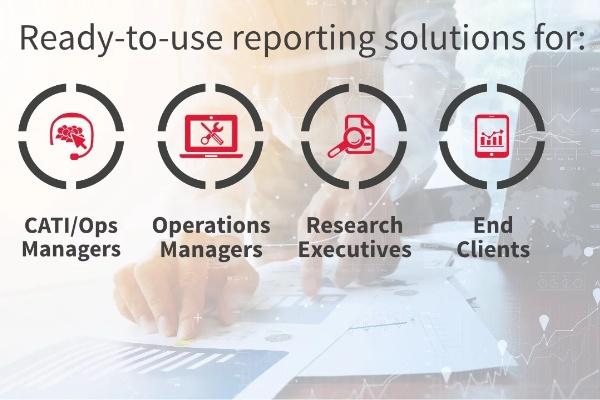 Discover ready to use reporting solutions for all roles in your company