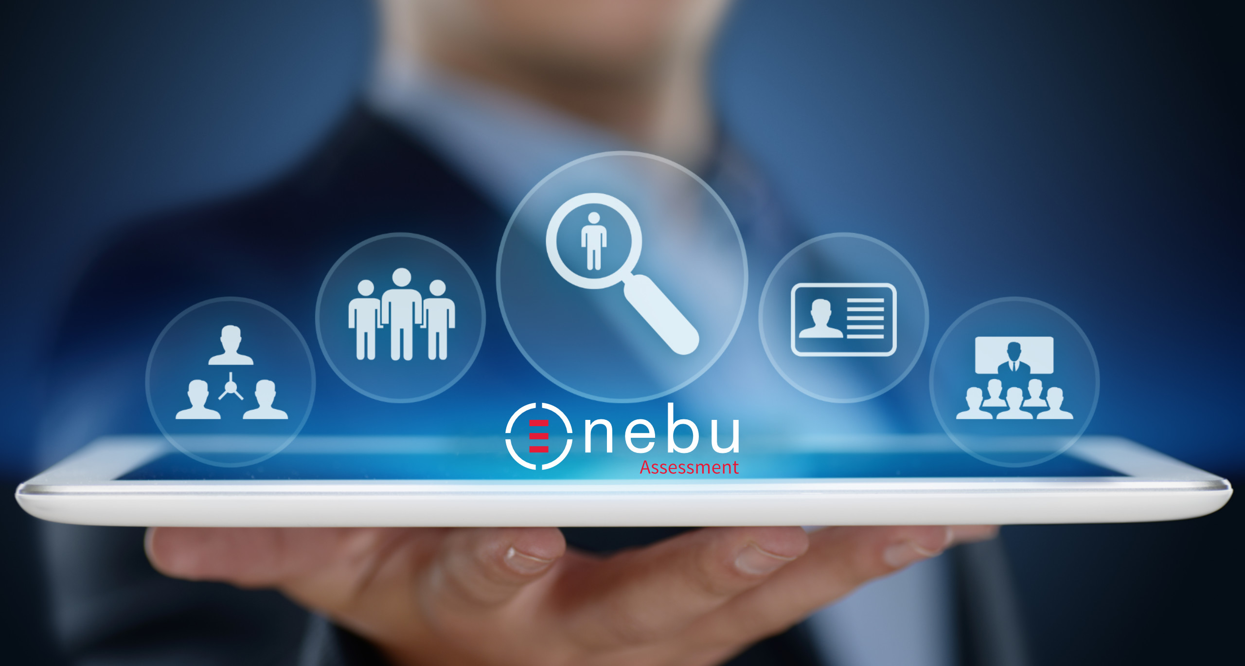 Learn more about how Nebu Assessment will increase the effectivity and efficiency of your assessment processes
