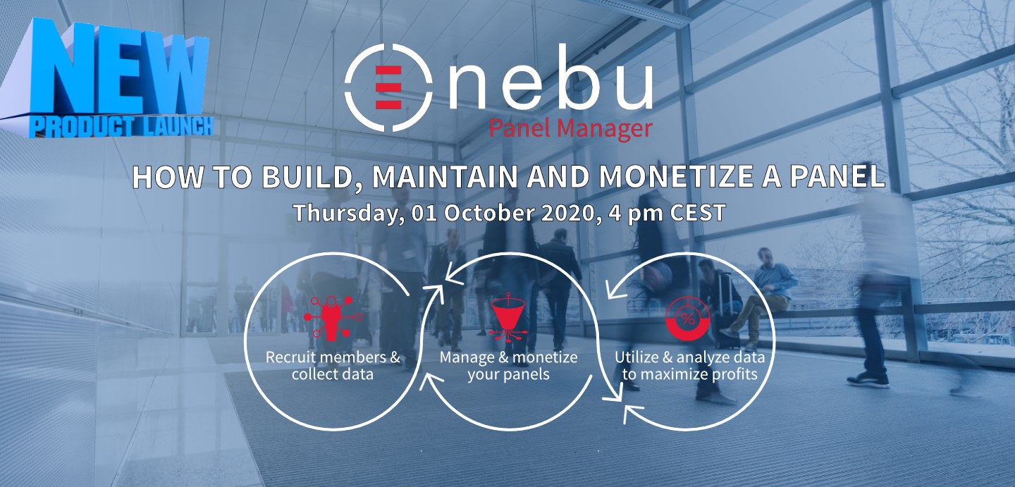 Join our live demo of the new product: Nebu Panel Manager